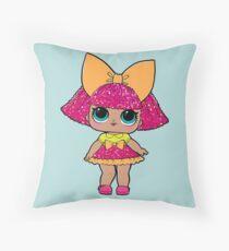 LOL Surprise Dolls - Glitter Queen Throw Pillow