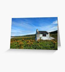 Whitepark Bay, Antrim, Northern Ireland Greeting Card