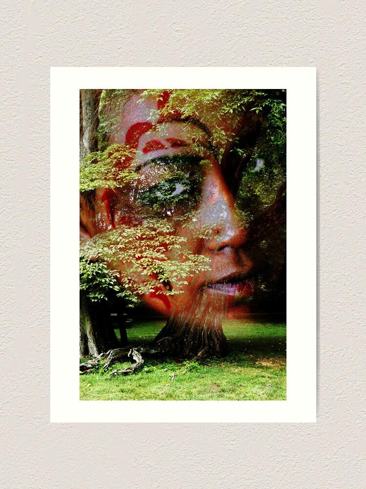 Alternate view of Composite Art Art Print