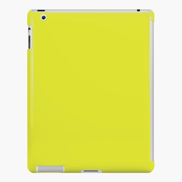 Neon Yellow iPad Snap Case