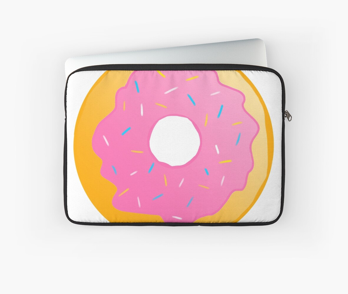 Donut with sprinkles by JustTheBeginning-x .com