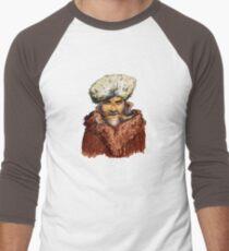 Mountain Man Men's Baseball ¾ T-Shirt