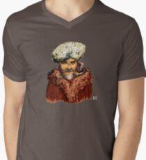 Mountain Man Men's V-Neck T-Shirt
