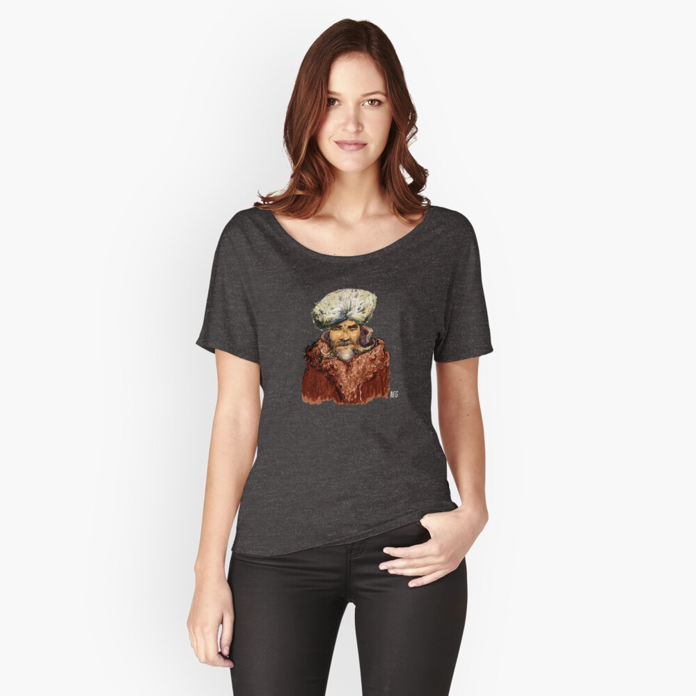 Mountain Man Relaxed Fit T-Shirt