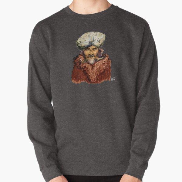Mountain Man Pullover Sweatshirt