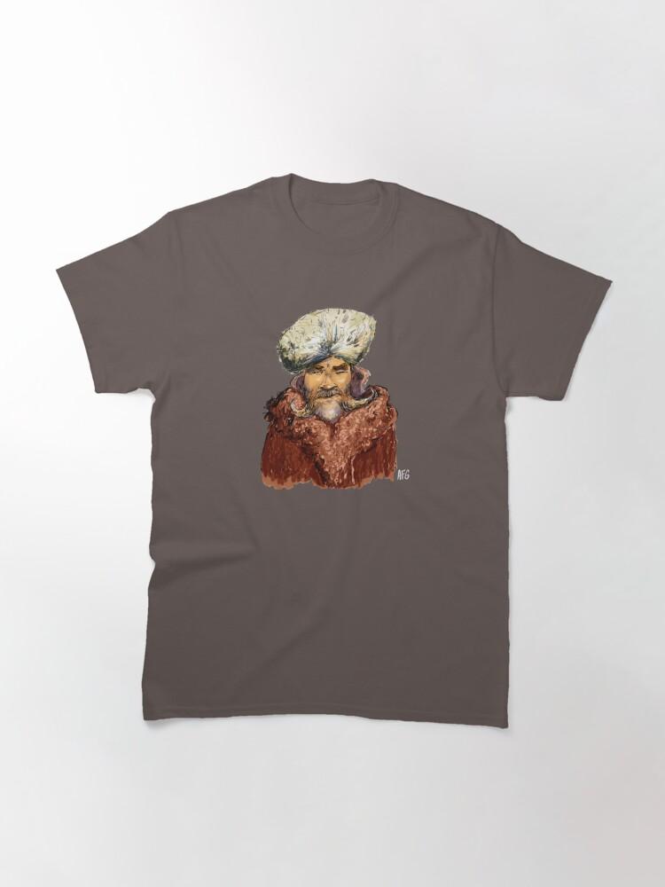 Alternate view of Mountain Man Classic T-Shirt