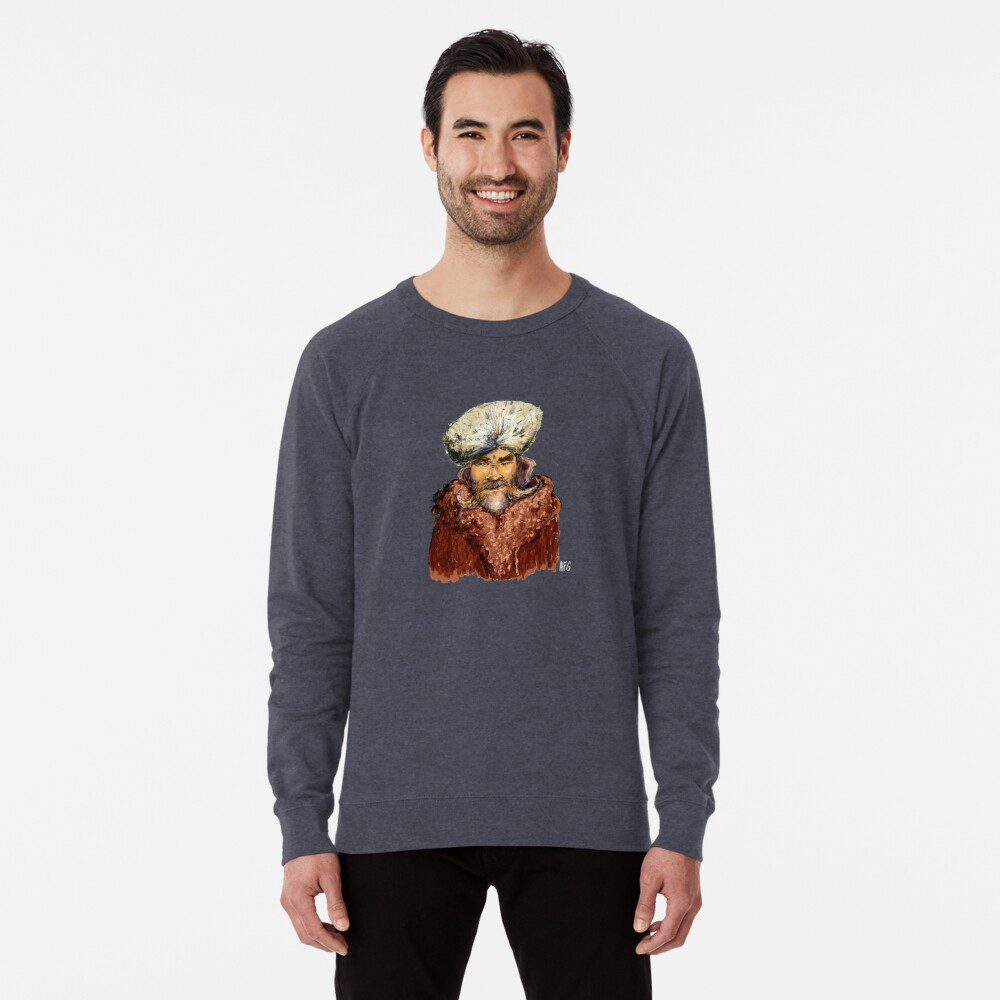 Mountain Man Lightweight Sweatshirt