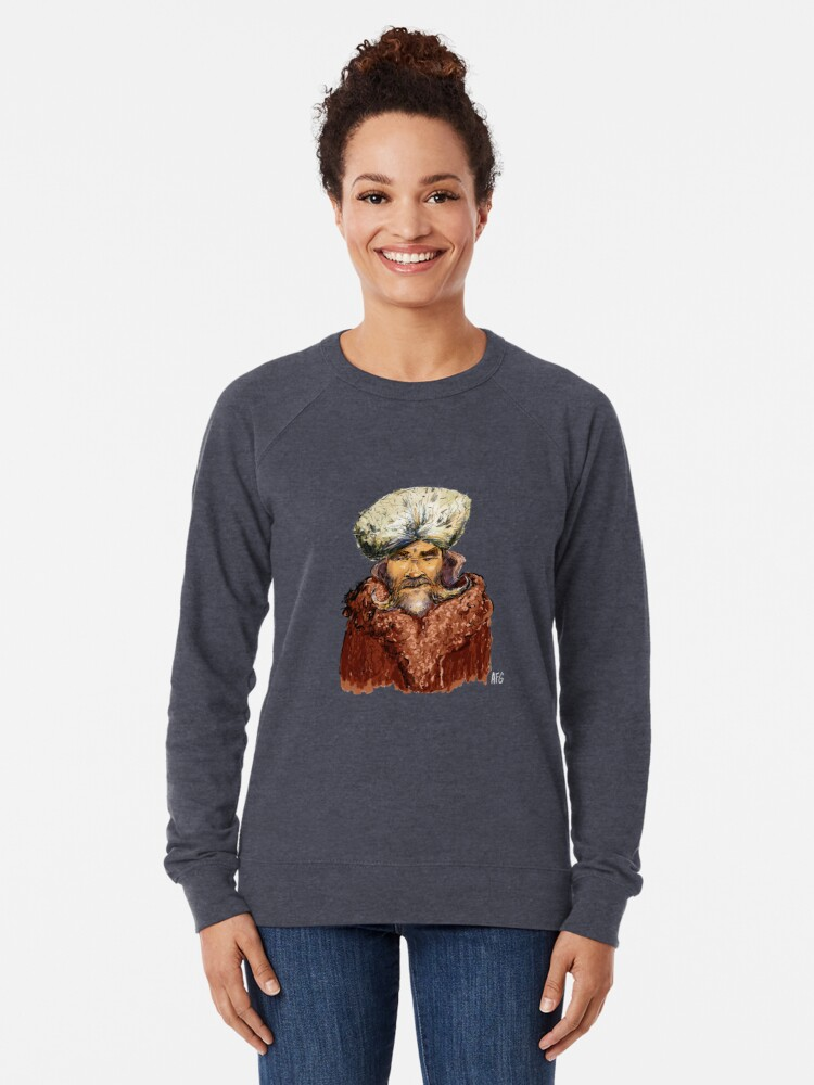 Alternate view of Mountain Man Lightweight Sweatshirt