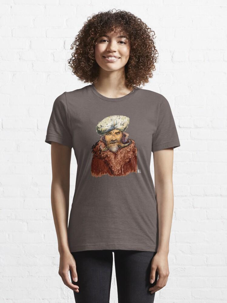 Alternate view of Mountain Man Essential T-Shirt