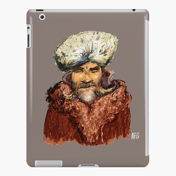 Mountain Man iPad Snap Case