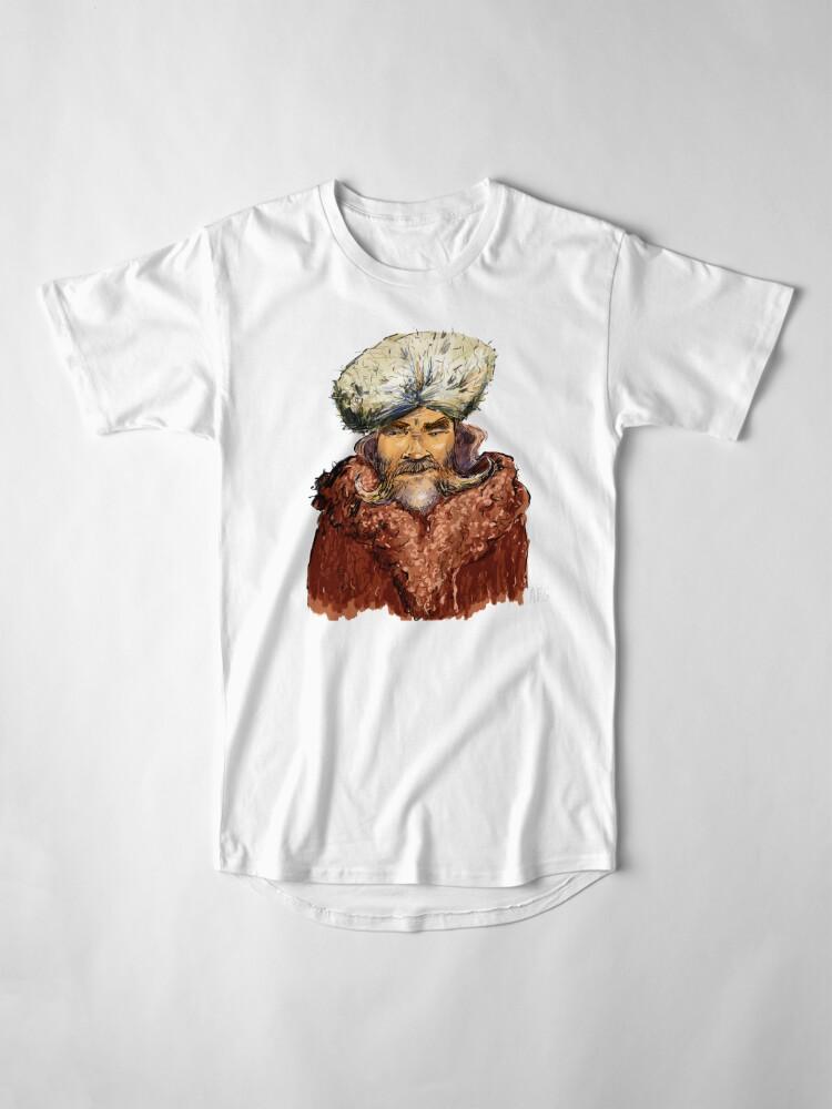 Alternate view of Mountain Man Long T-Shirt