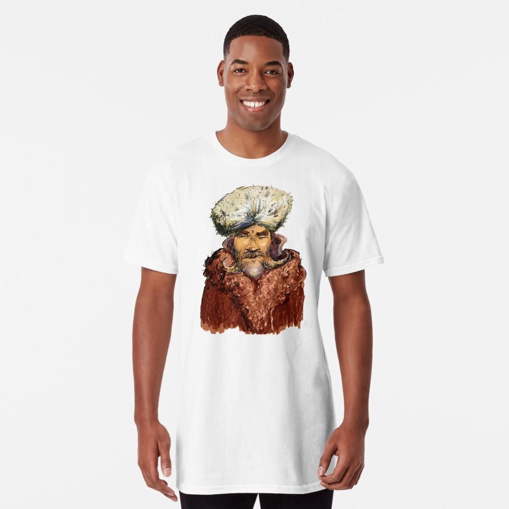 Mountain Man Long T-Shirt