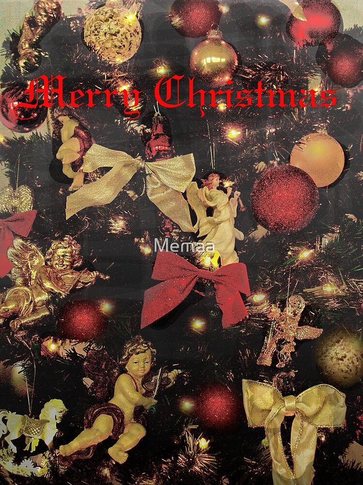 Christmas Ornaments by Memaa
