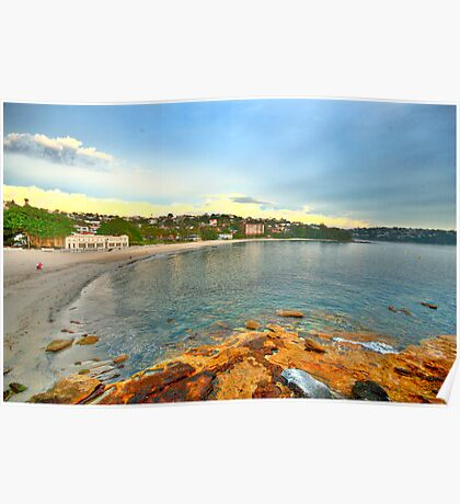 Picturesque - Balmoral Beach - The HDR Experience Poster
