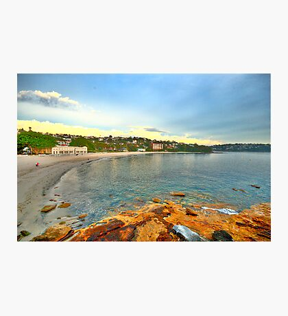 Picturesque - Balmoral Beach - The HDR Experience Photographic Print