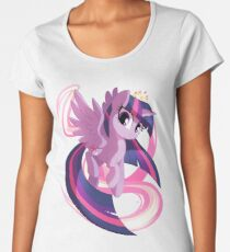 Twilight Sparkle Women's Premium T-Shirt