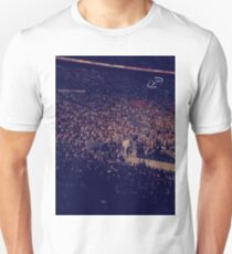 The crowd at the Arena  Unisex T-Shirt