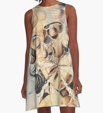 Galatea of the Spheres A-Line Dress