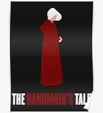 The Handmaid's Tale - Minimalist Poster