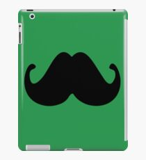 Mustach iPad Case/Skin