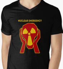 TRENDING AL875 Nuclear Emergency Best Product Men's V-Neck T-Shirt