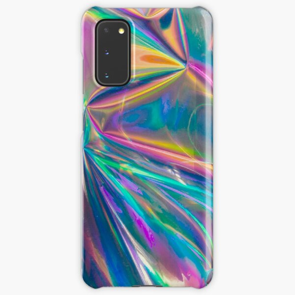 holographic Samsung Galaxy Snap Case