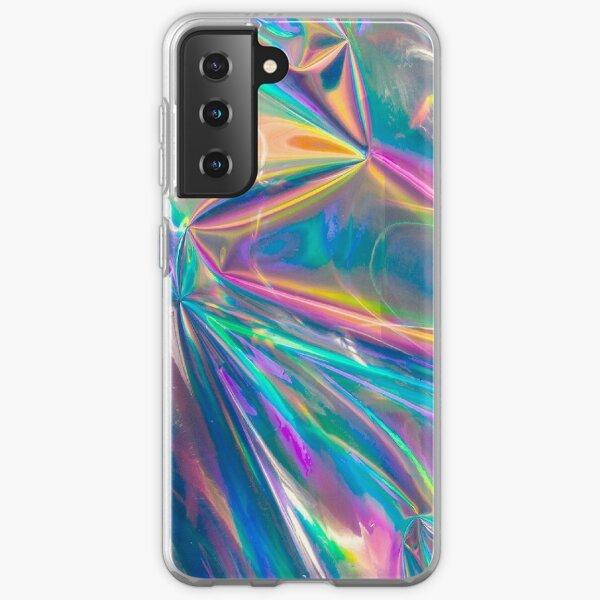 holographic Samsung Galaxy Soft Case