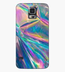 Funda/vinilo para Samsung Galaxy holográfico