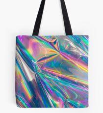 holografisch Tote Bag