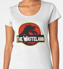Welcome to the Wasteland  Women's Premium T-Shirt