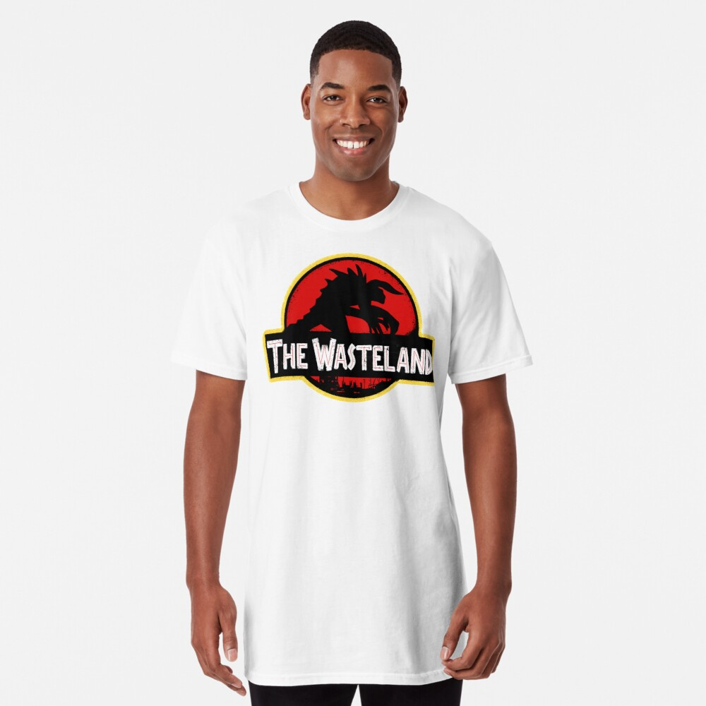 Welcome to the Wasteland  Long T-Shirt