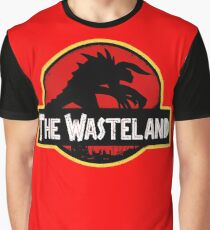 Welcome to the Wasteland  Graphic T-Shirt