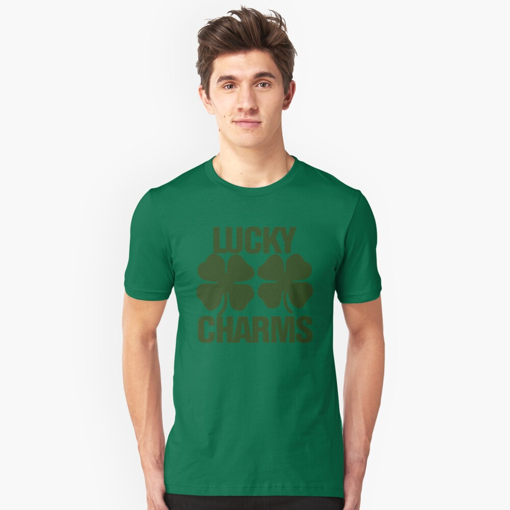 Lucky Charms Unisex T-Shirt Front