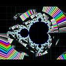 Mandelbrot series VIII by Rupert Russell