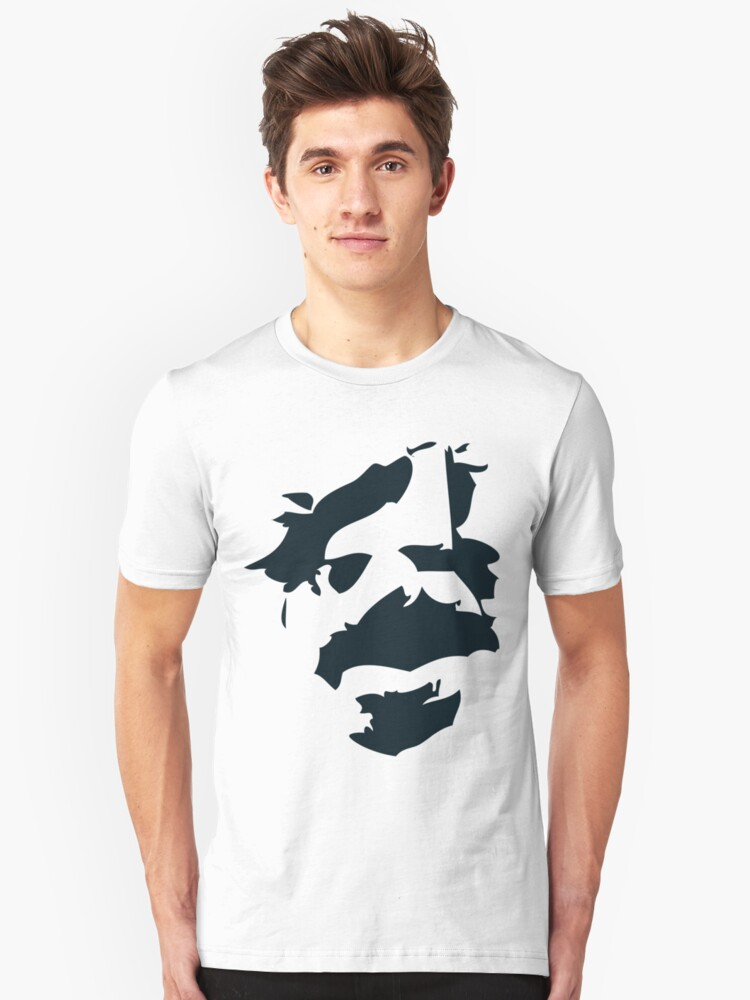 All I know, he had a Mo... Unisex T-Shirt Front