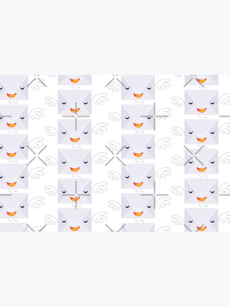 Fly envelope letters by duxpavlic