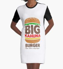 Pulp Fiction Graphic T-Shirt Dress