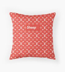 Supreme Sheep Throw Pillow