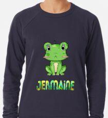 Jermaine Frog Lightweight Sweatshirt