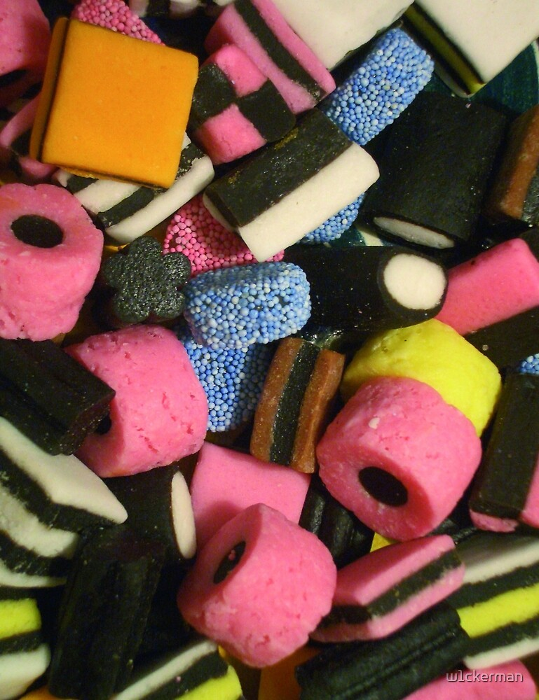 Mixed Candy by w1ckerman