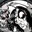 «Wonderful nightmares» de circodechicha