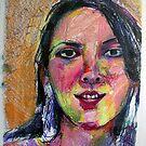 Katie (from the series Party Girls) by Rina Miriam  Drescher