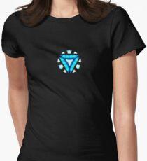 reactor arc Women's Fitted T-Shirt