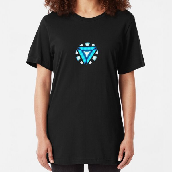 reactor arc Slim Fit T-Shirt