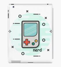Handheld Nerd iPad Case/Skin