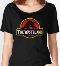 Welcome to the Wasteland  Women's Relaxed Fit T-Shirt