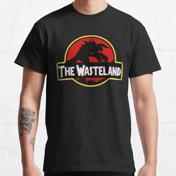 Welcome to the Wasteland  Classic T-Shirt