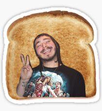Toast Malone Sticker