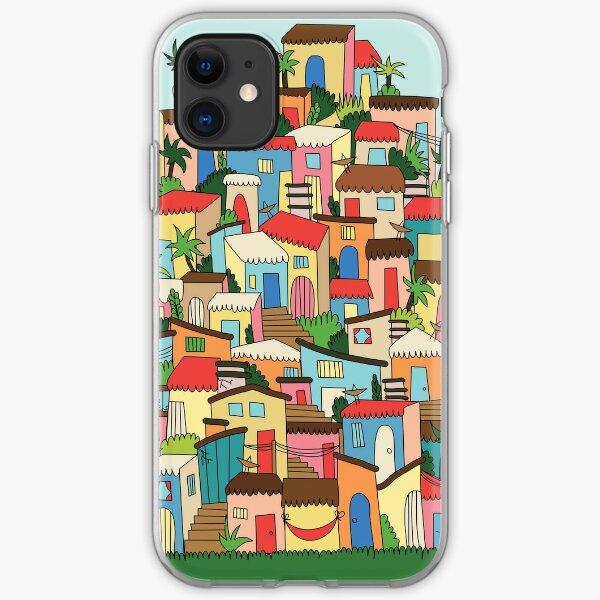 Comunidade by Elebea iPhone Soft Case