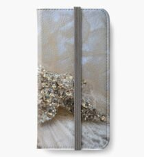 Jeweled Starfish iPhone Wallet/Case/Skin